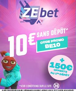 Zebet bonus
