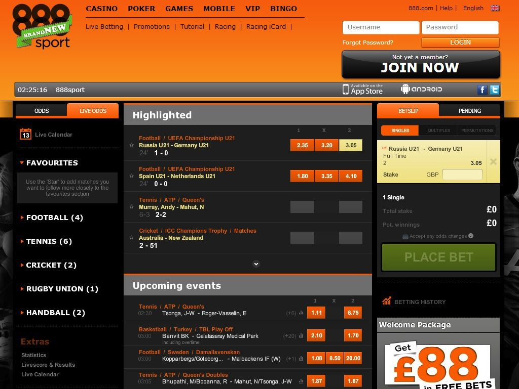 888 mobile betting sports sports betting arbitrage australia zoo