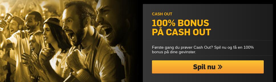 Få din Betfair cash out bonus