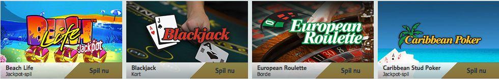 Betfair Casino Danmark