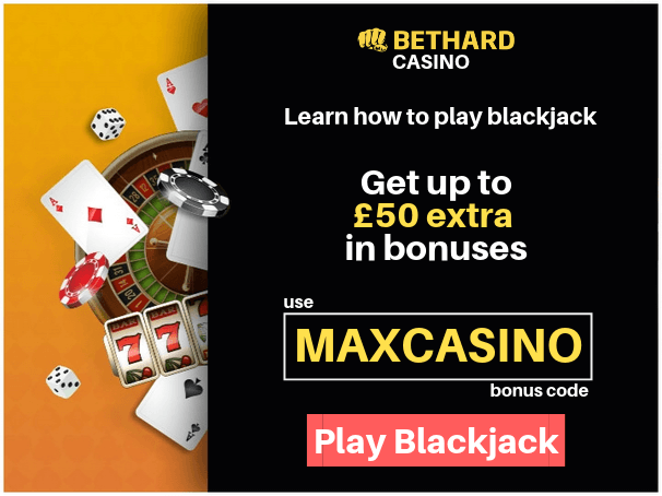 Bethard casino blackjack learn how to play