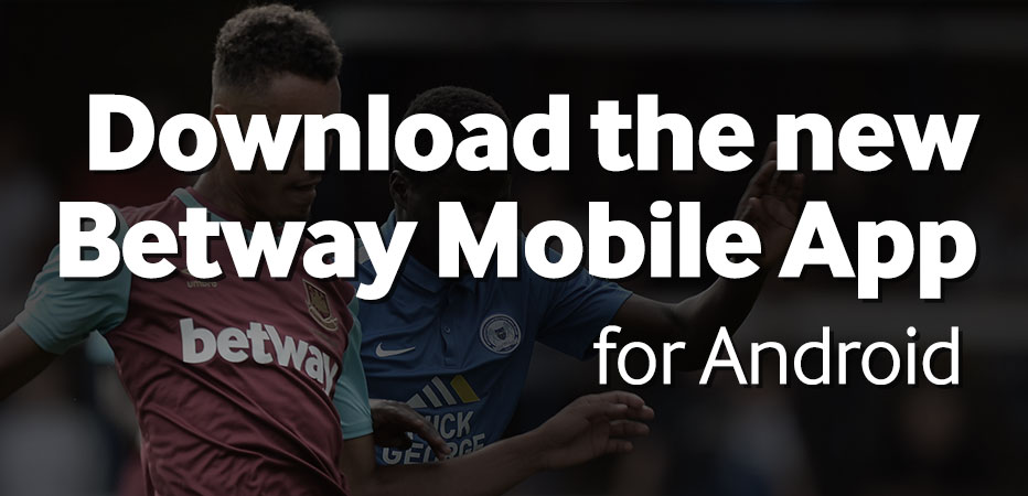 Betway app for Android - betting on betway Mobile