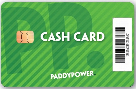 Paddy Power deposit