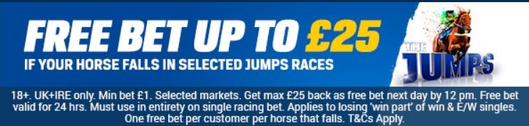 Coral Horse Racing Bonus
