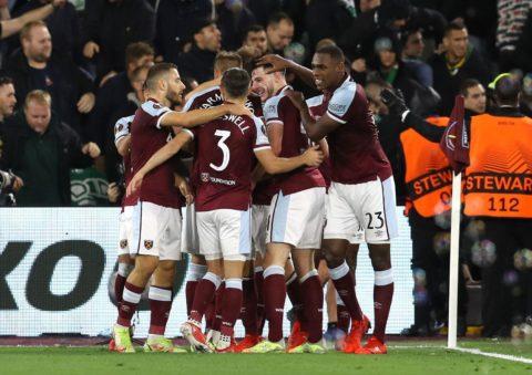 Europa League Winner Odds 21/22 - West Ham Still Favourites After 3-0 Win