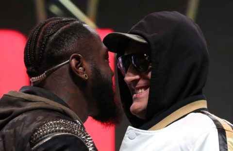 Fury vs Wilder Betting Offers: Enhanced Odds From William Hill, BetVictor