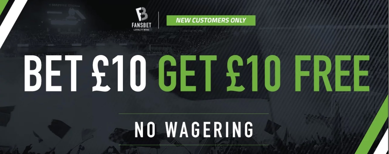 Fansbet welcome offer