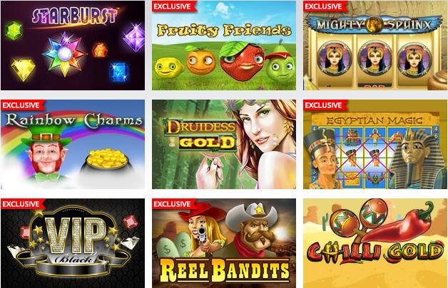 Karamba Casino slots online selection