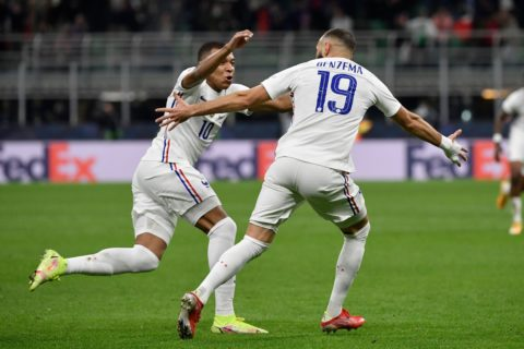 What Were The Odds Of That? Favourites Dominate World Cup Quals, France Wins Nations League