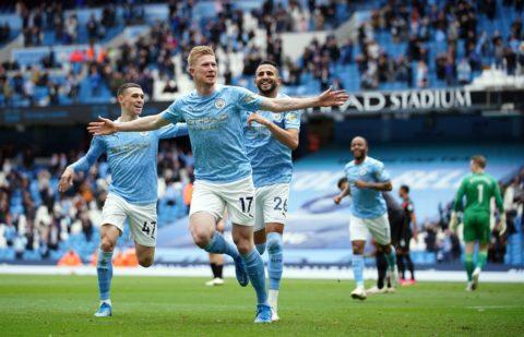 Premier League Winner Odds 2021/22: Manchester City Shorter Than Even Money To Go Back To Back