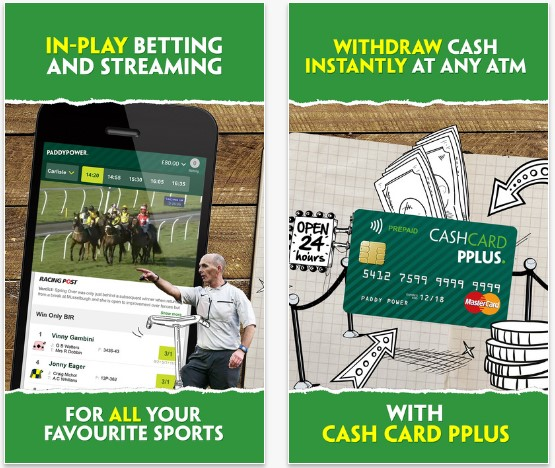 Paddy power mobile betting sports algo bit binary options trading