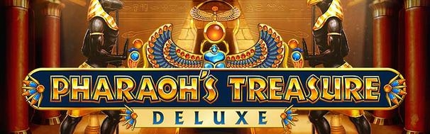 Play Pharaoh's Treasure Deluxe Slot Online at Casino.com