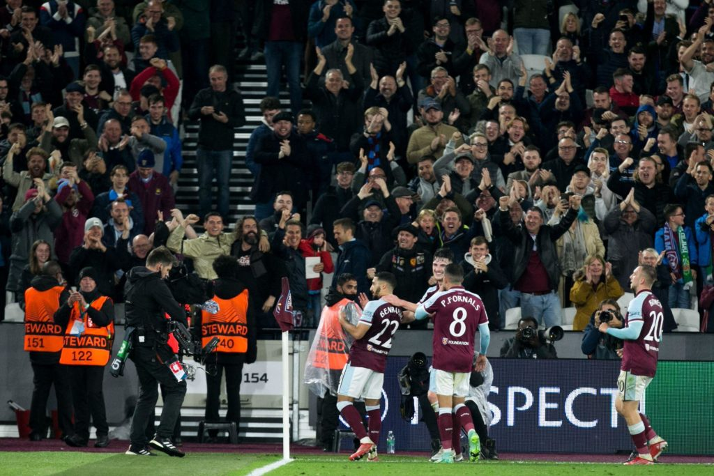 Europa League Winner Odds 21/22 - West Ham The New Favourites For European Title