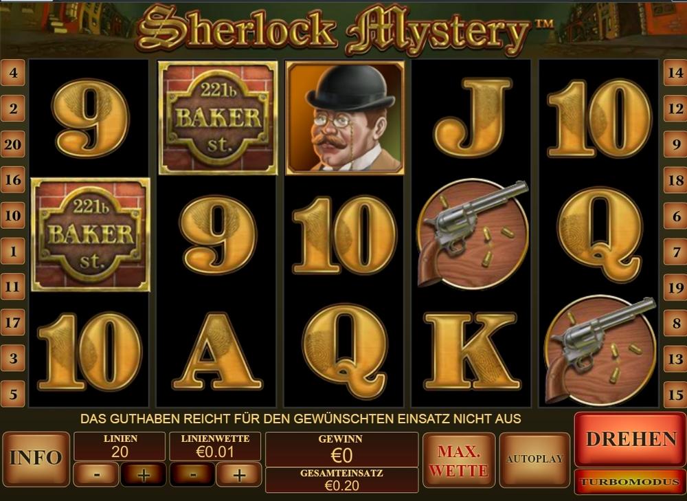 Betfair: Sherlock Mystery