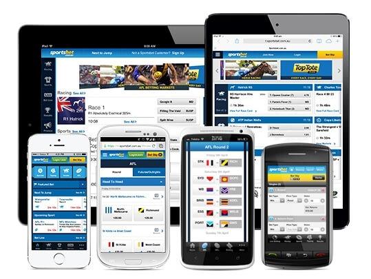 Sportsbet mobile