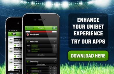 Unibet App & Mobile Site