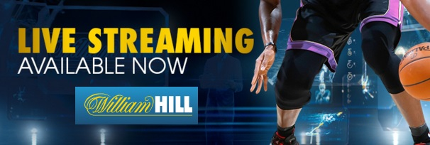 Join William Hill now and watch live sport