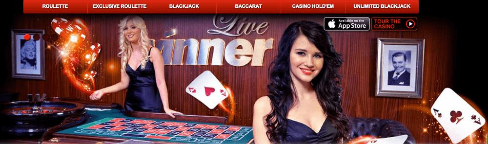 Winner Livecasino