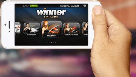 Winner Casino mobil