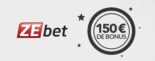 Zebet bonus 150 € - Obtenir le bonus Zebet