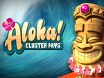 Aloha! Cluster Pays Slot Machine Game Online
