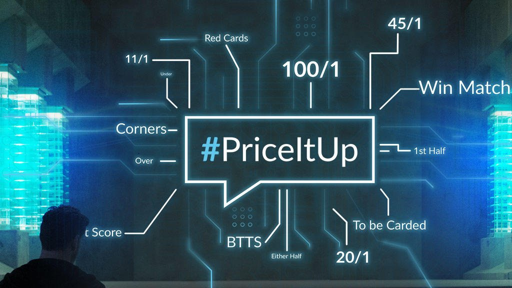 BetVictor Price It Up