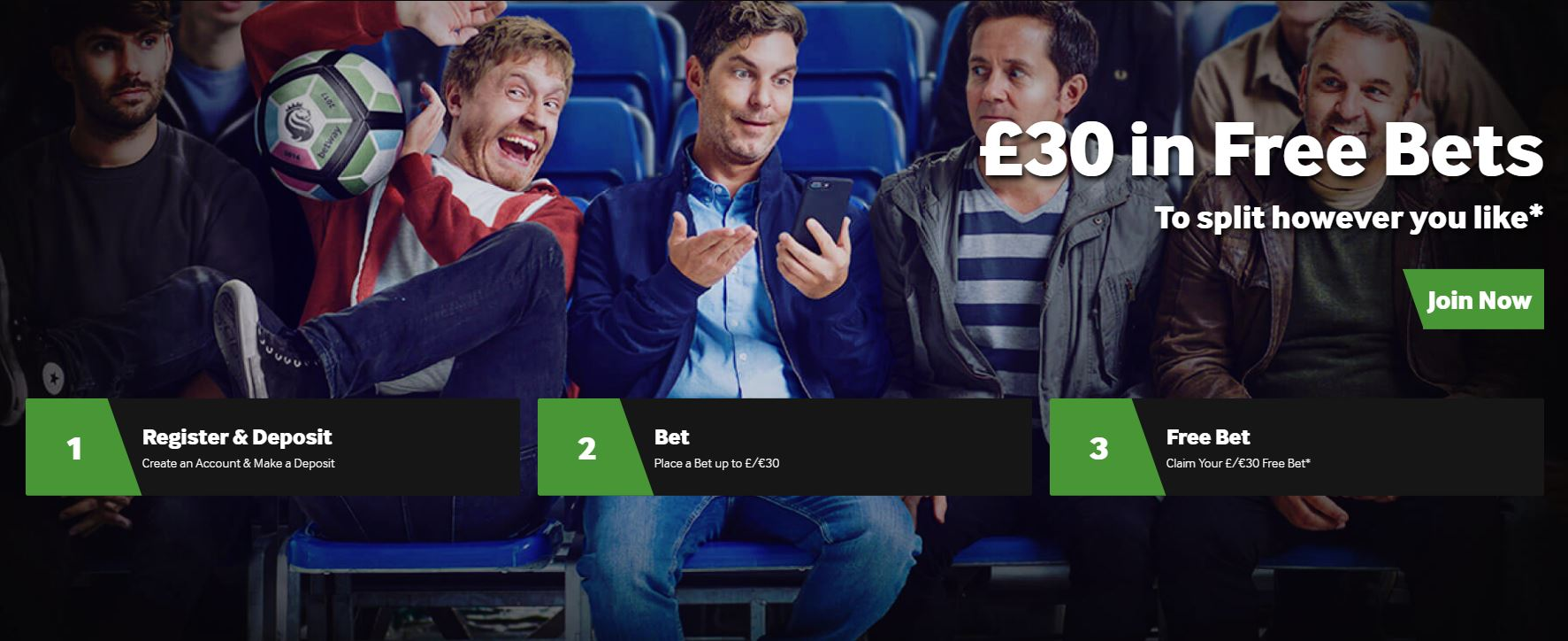 Betway sign up