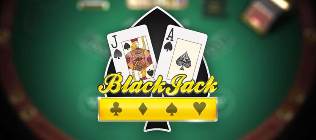 Blackjack casino kortspil
