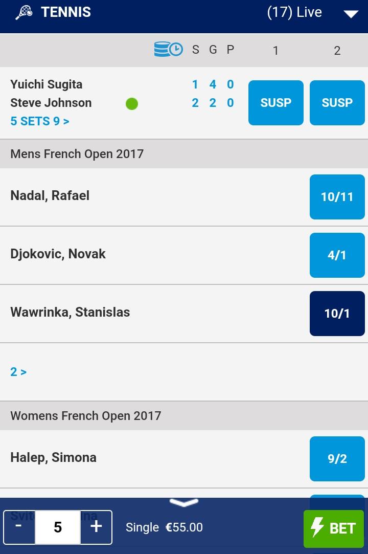Boylesports mobile betting service nba game 7 betting line