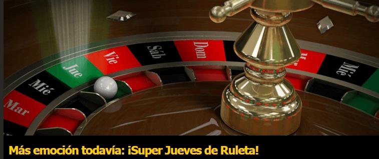 Bwin Casino Super Jueves de Ruleta