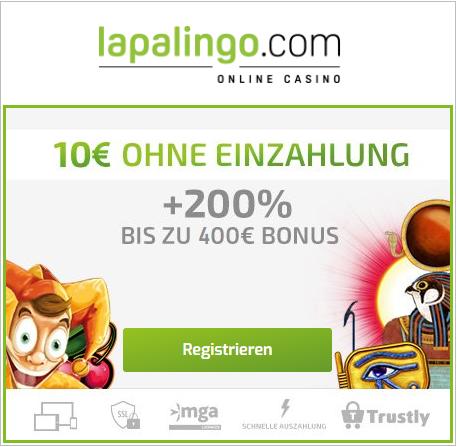 Lapalingo Promo Code Bestandskunden