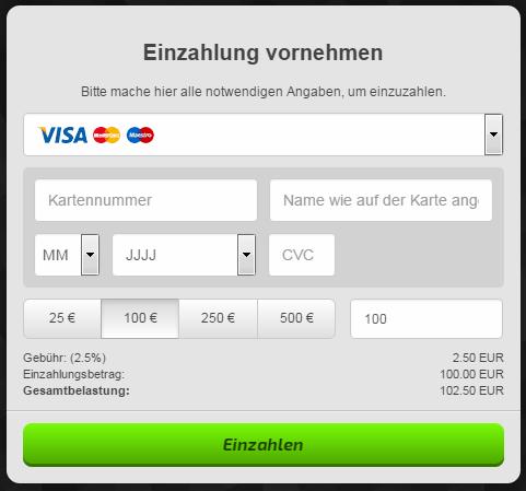 Mobilebet Login Einzahlung
