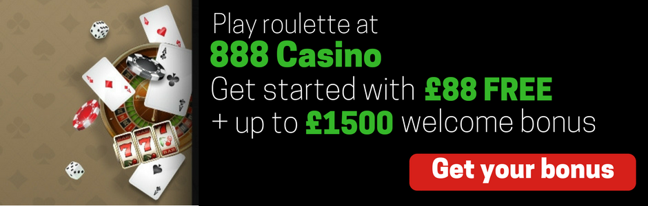 Play Roulette at 888 Casino