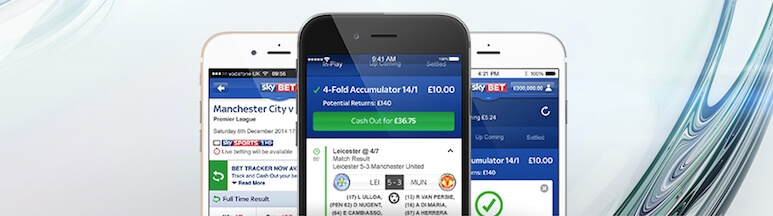 Download the Skybet App