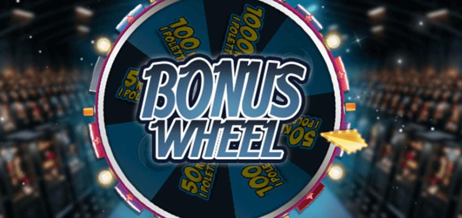 Spillehallen bonus spins