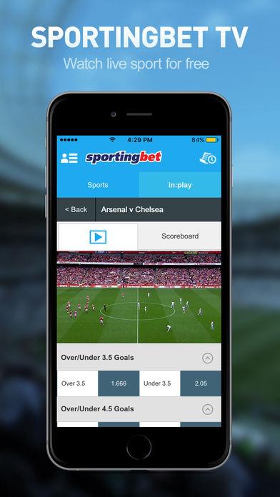 Sportingbet App Live Stream