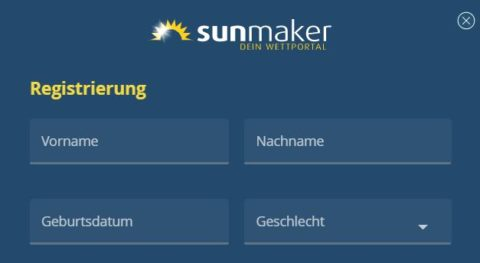 Sunmaker Login