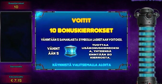 SuomiCasino Bonus