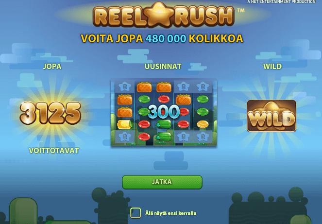 Reels Rush