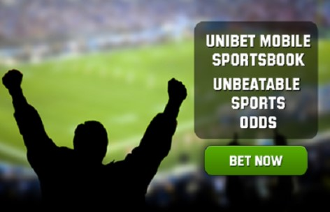 Unibet Mobile Promotional Offers